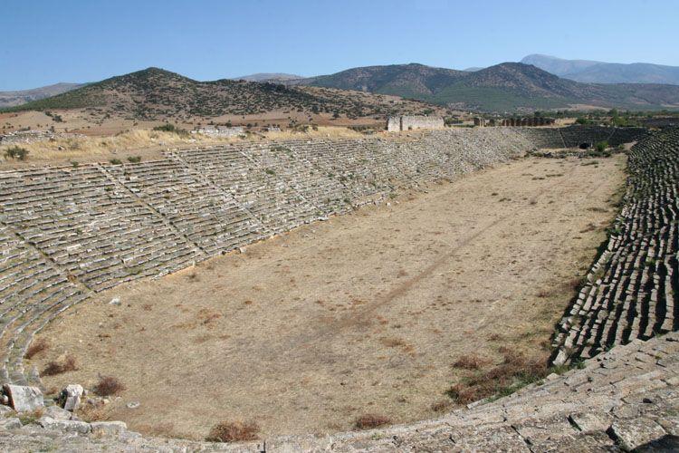stade antique - Aphrodisias