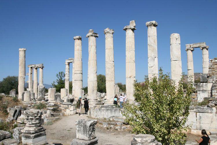 temple d'Aphrodite